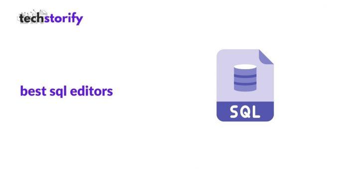 SQL Editors