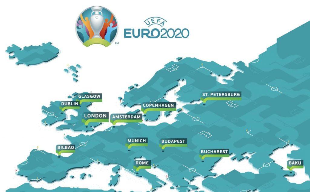 UEFA Euro venues