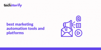 best marketing automation software tools and platforms