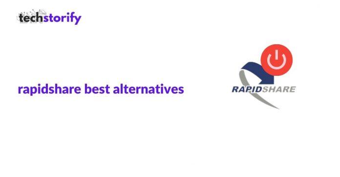 rapidshare alternatives