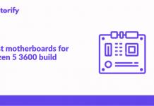 Best Motherboards for Ryzen 5 3600 Build