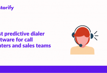 Best Predictive Dialer Software for Call Centers and Sales Teams