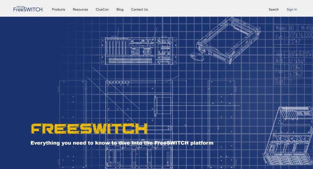 FreeSwitch- open source PBX software