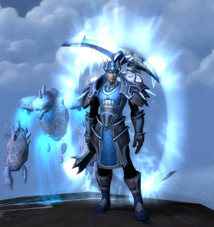 Frost mage- best wow class