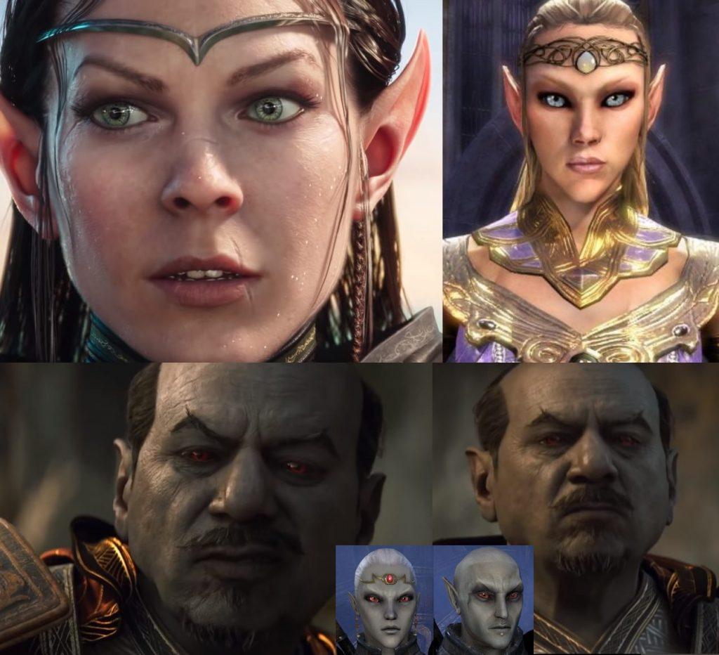 High elf necromancers list