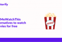 LetMeWatchThis Alternatives to Watch Movies for Free