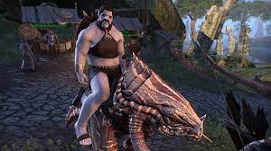 ORC Race in ESO