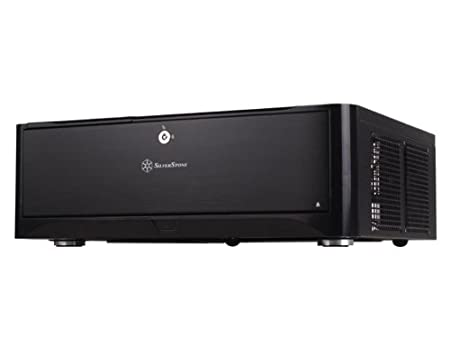 Silverstone Grandia series- best horizontal PC cases