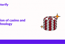 The Fusion of Casino and Technology