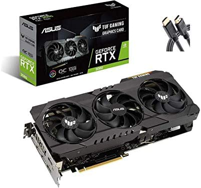 ASUS TUF Gaming GeForce RTX 3080- best VR graphic cards