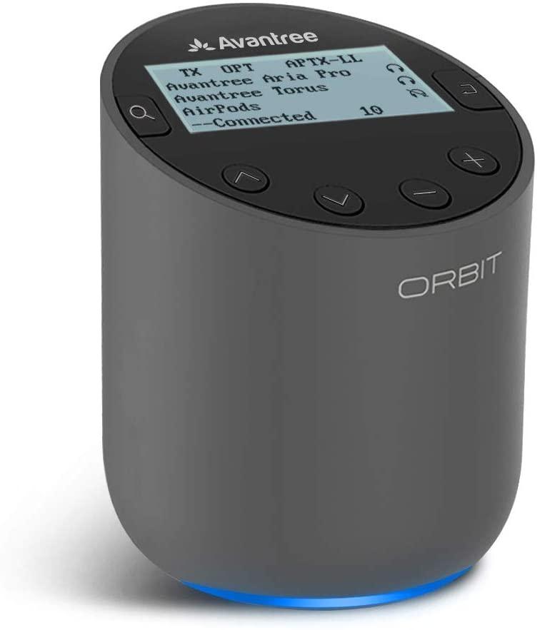 Avantree Orbit Bluetooth transmitter TV
