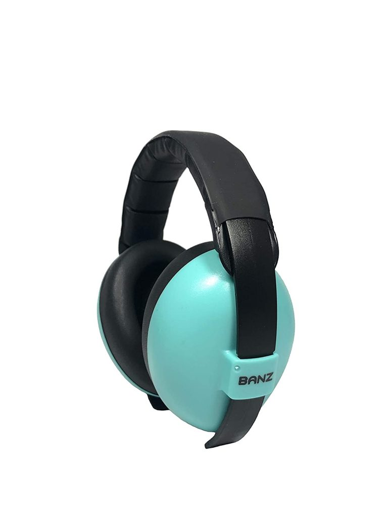 Baby Banz Earmuffs - best noise cancelling headphones for kids
