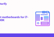 Best Motherboards for i7-9700K