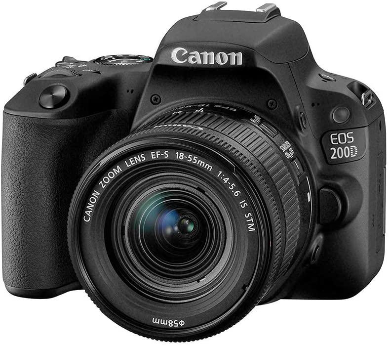 Canon EOS 200D - best canon flip cameras