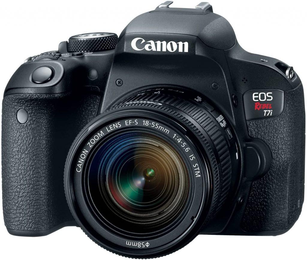 Canon EOS T7i rebel cameras- best canon cameras