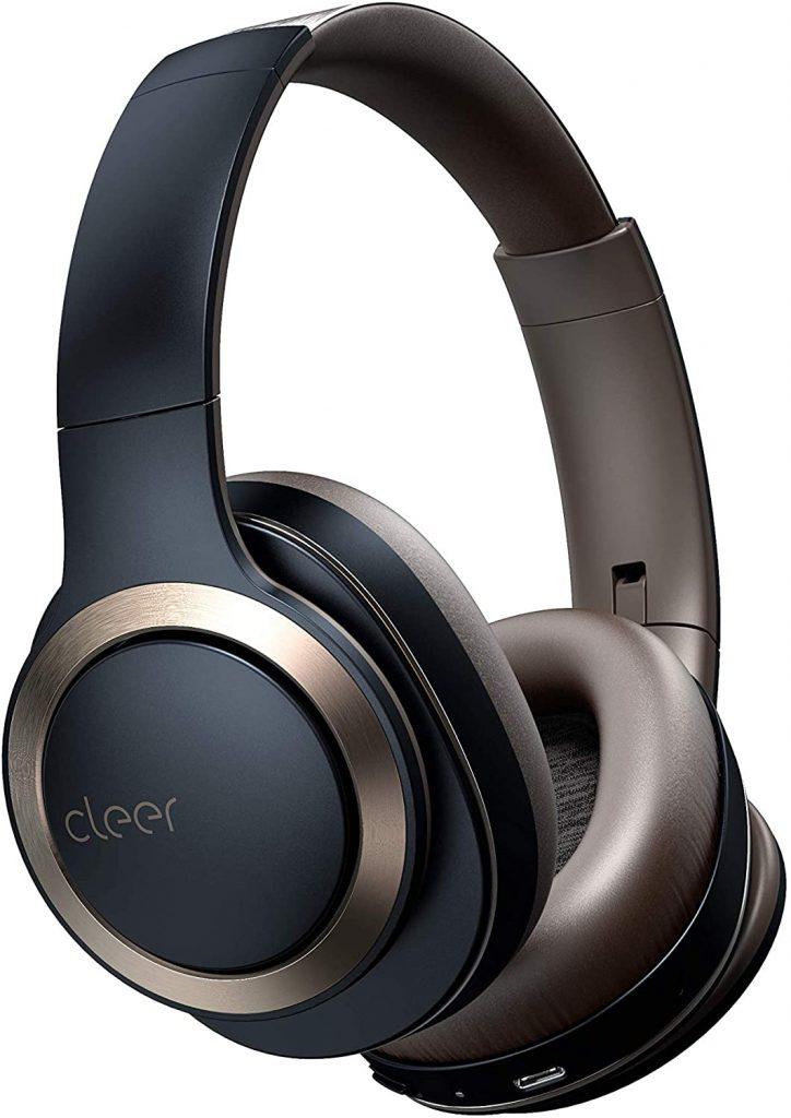 Cleer Audio ANC- best noise cancelling headphones