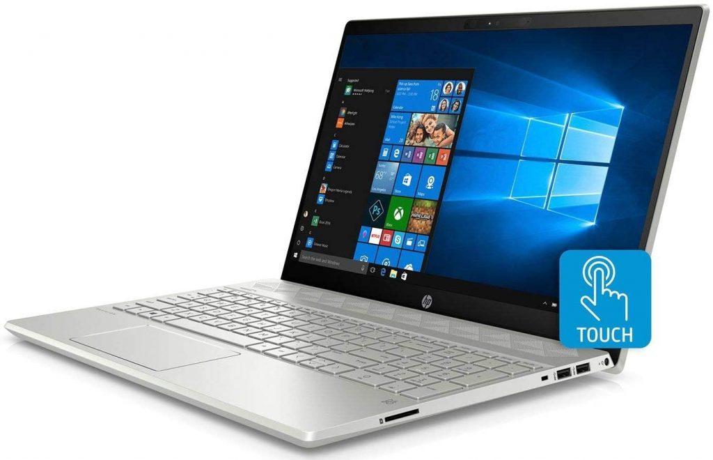 HP Pavillion Flagship- best laptops for video editing