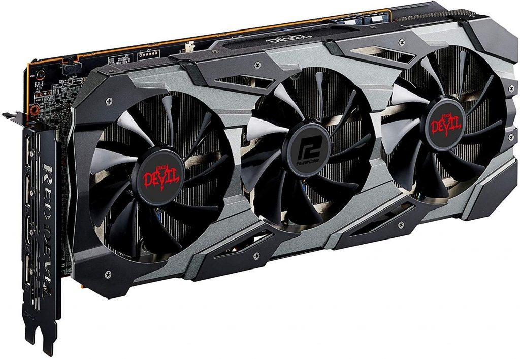 PowerColor Red Devil Radeon RX 5700 XT- RX5700 Aftermarket cards