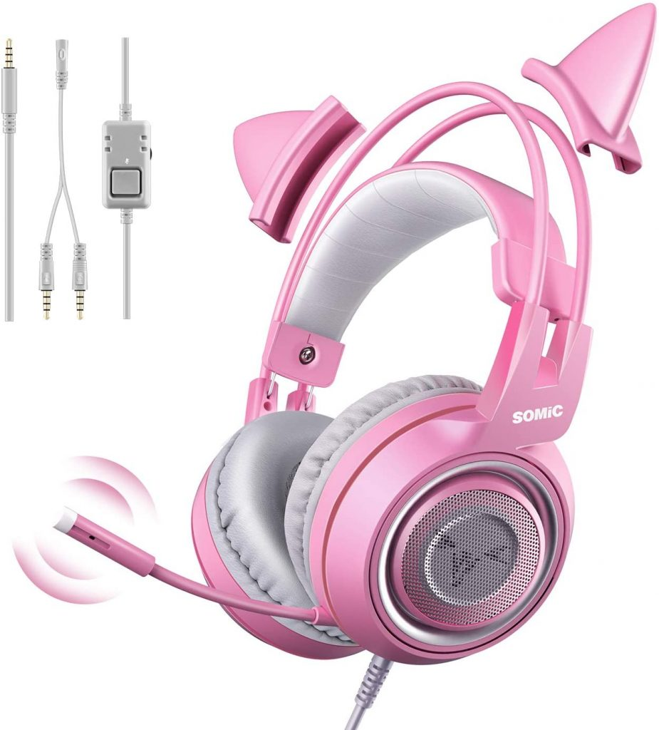 Somic catear headphones