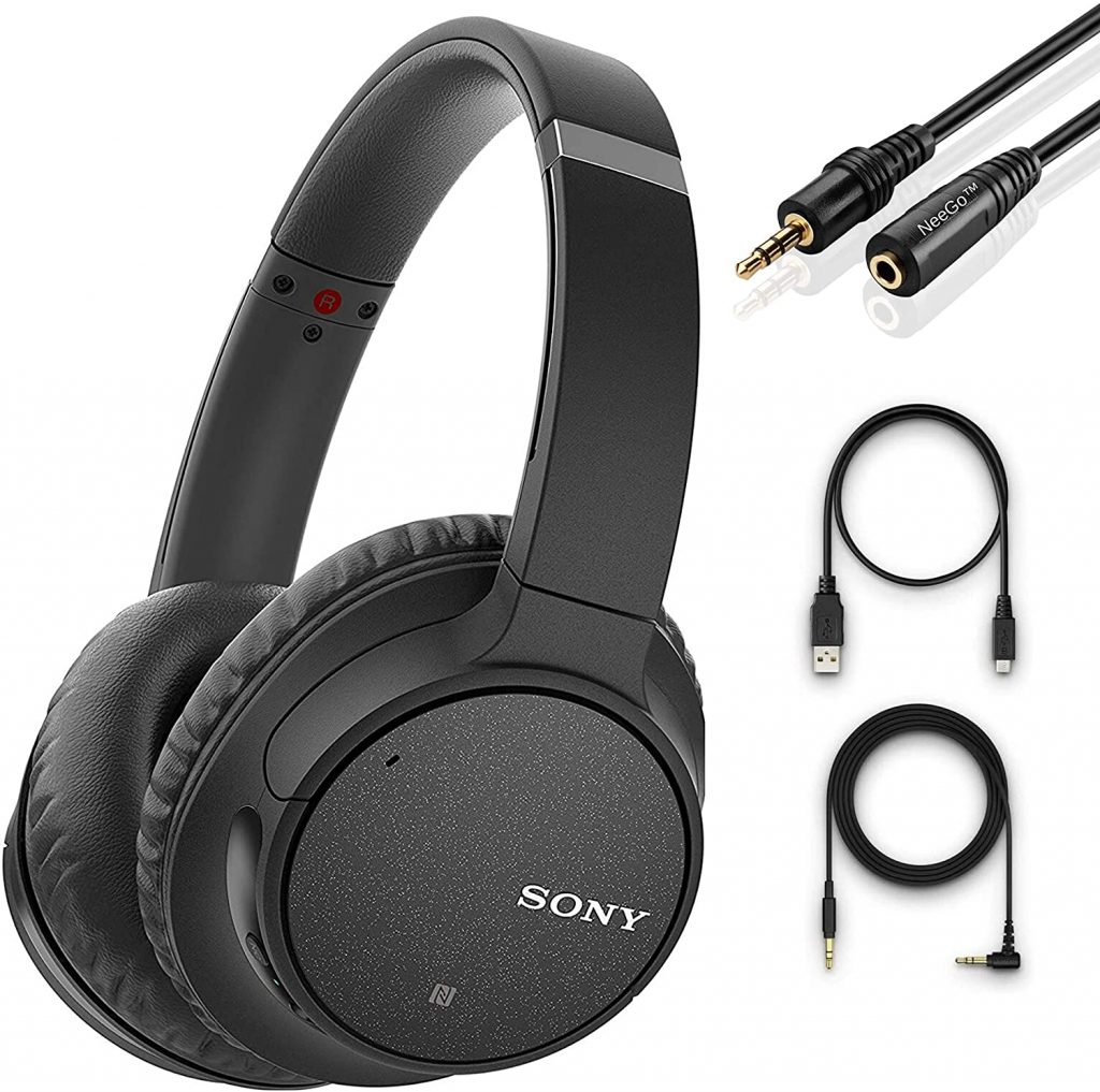 Sony WH-CH700N- noise cancelling headphone under $200