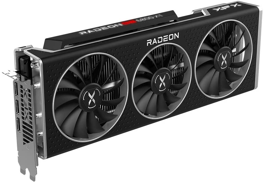 XFX RX 6800 XT 16GB GDDR6- best VR for graphic cards