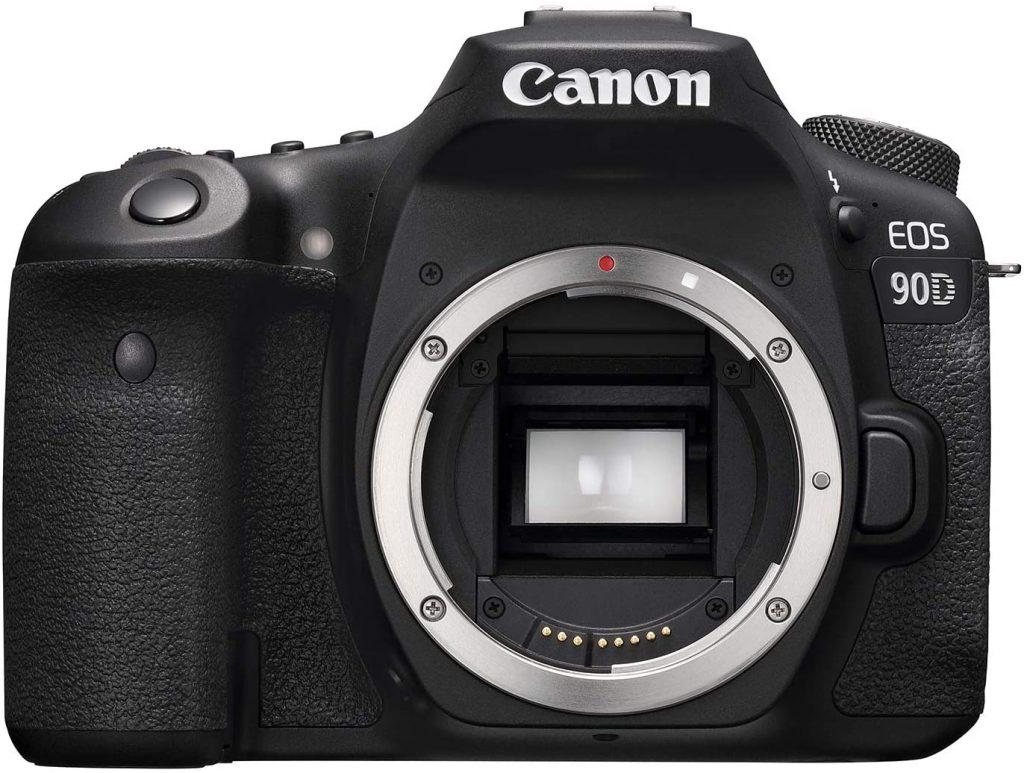 canon EOS-90 D cameras
