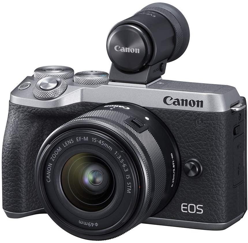 canon EOS6 Mirrorless cameras mark II