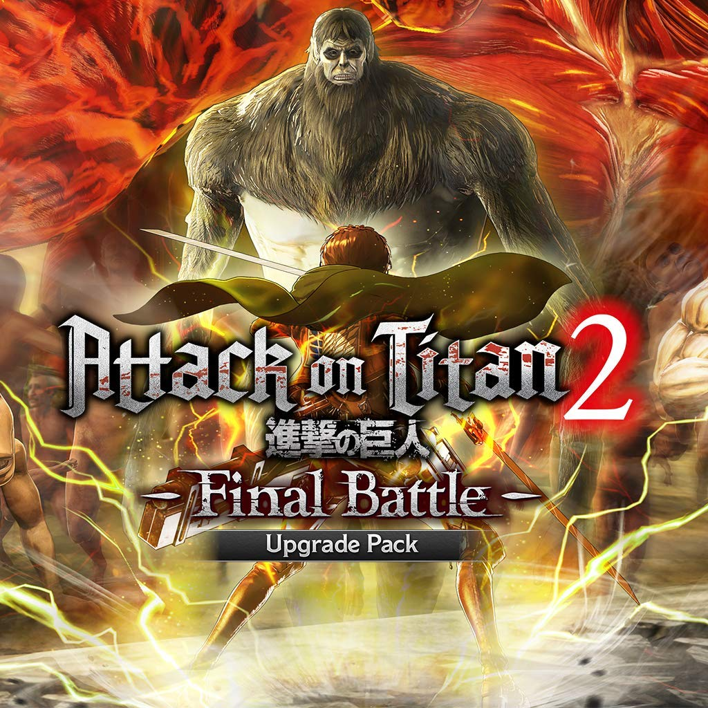 Attack on titans 2- best anime game for PS4