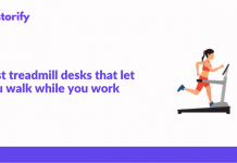 Best Treadmill Desks That Let You Walk While You Work