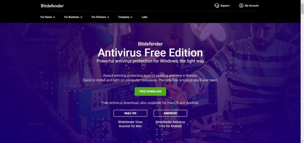 Bitdefender antivirus for ransmo