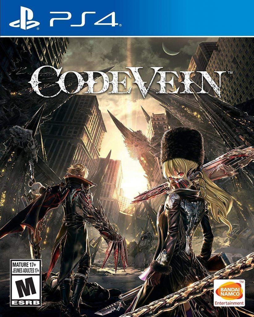 Codevein for PS4