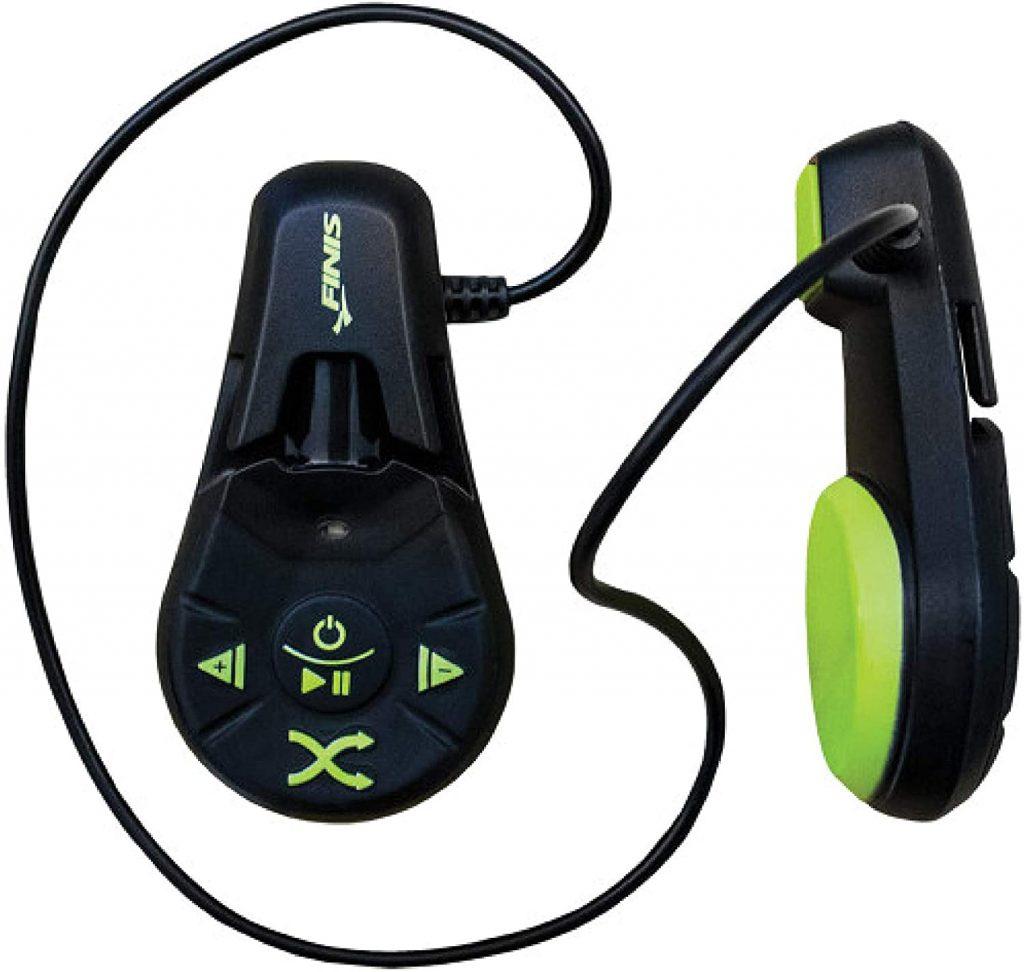 FINIS Duo underwater headphones