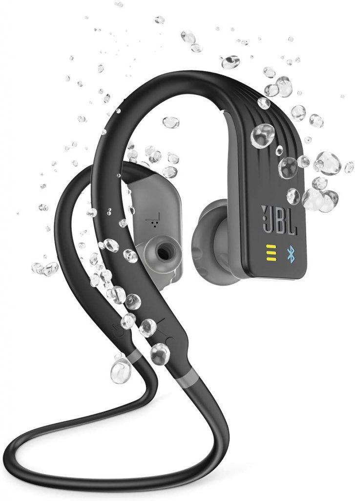 JBL Endurance Dive waterproof headphones for swimming