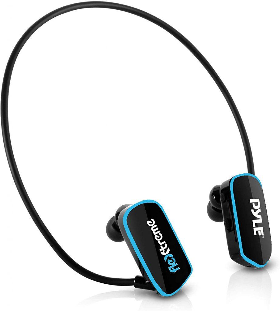 Pyle Upgraded waterproof headophones