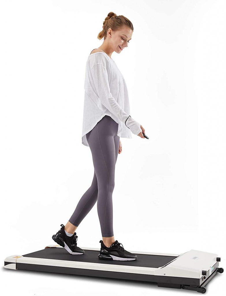 UMAY portable under desk treadmill