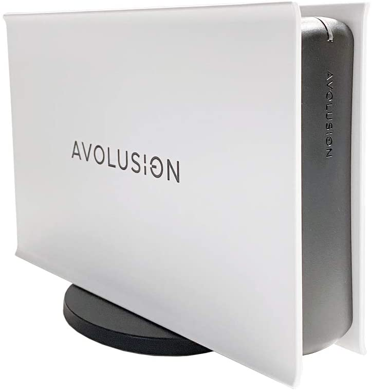 Avolusion PRO-5X Series 4TB USB 3.0 External Gaming Hard Drive for PS4 for gaming
