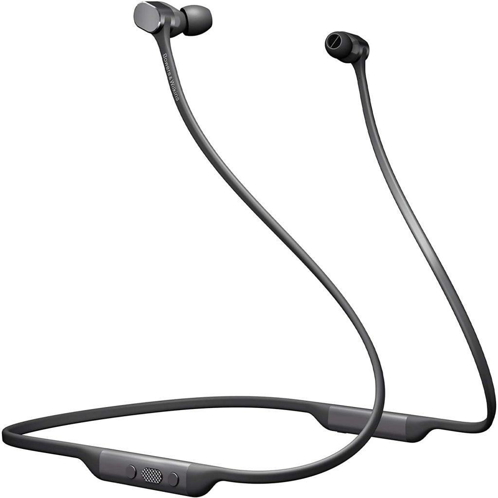 Bowers & Wilkins PI3 in Ear Wireless Headphones - Space Grey