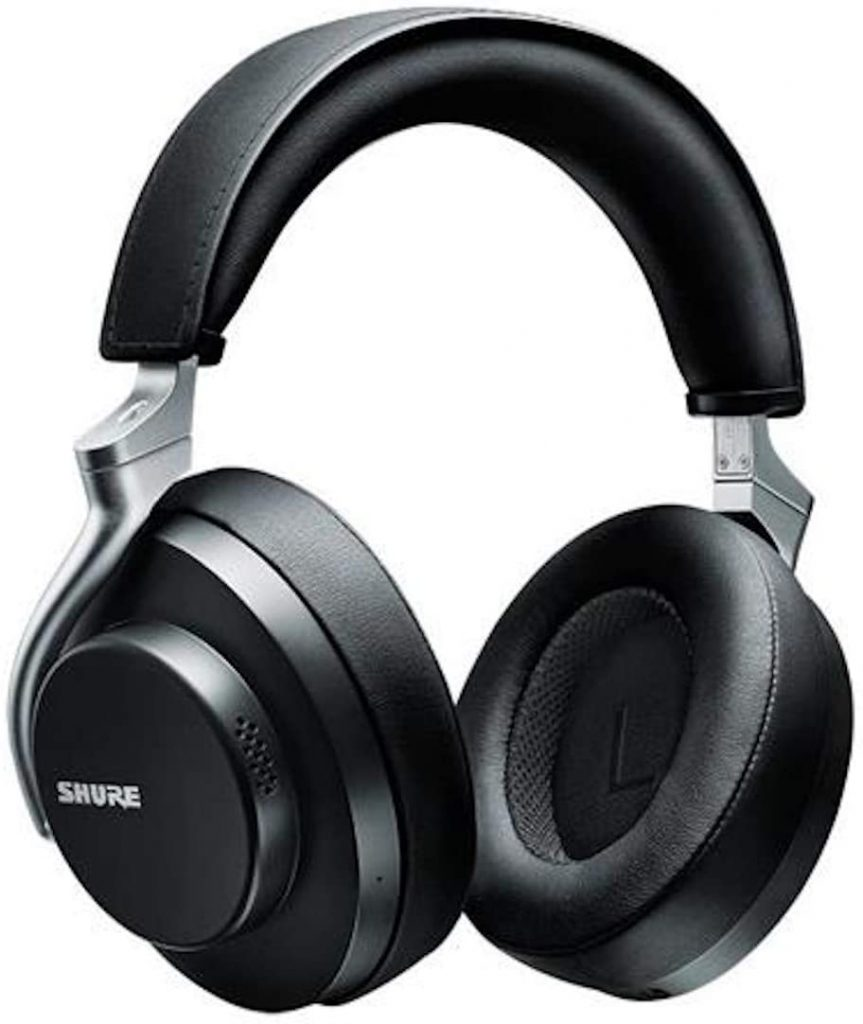 Shure Bkuetoth wireless headphones for TV